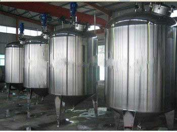 Stainless Steel Mixing Vessel / Mixing Tank - Multipack