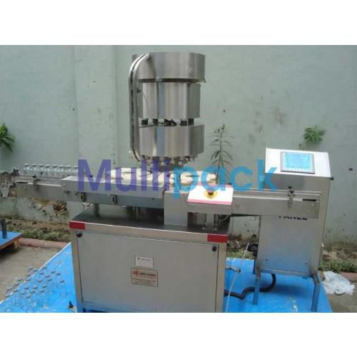 Aluminium Vial Cap Sealing Machine - Vial Cap Sealer