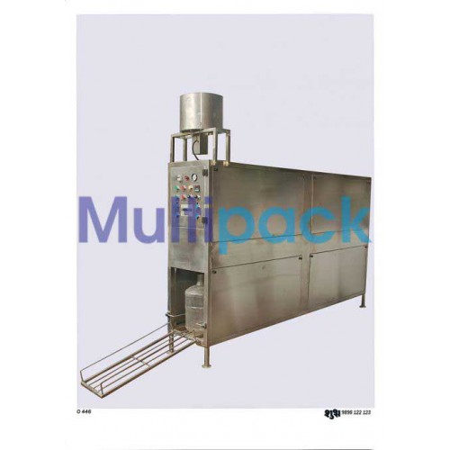 Jar Washing-Filling-Capping Machine (Linear Line)