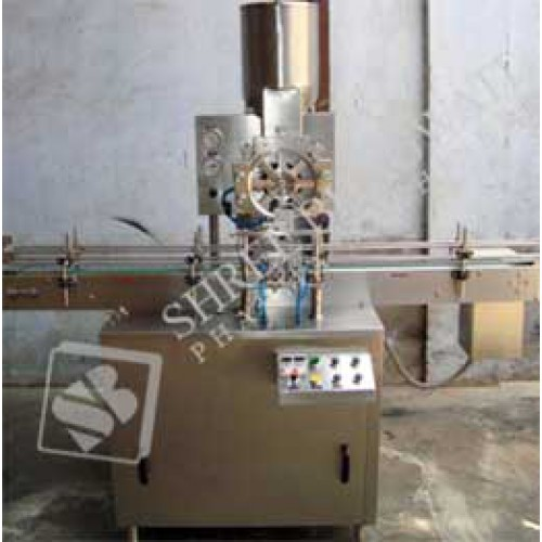 Bottle Dry Syrup Powder Filling Machine