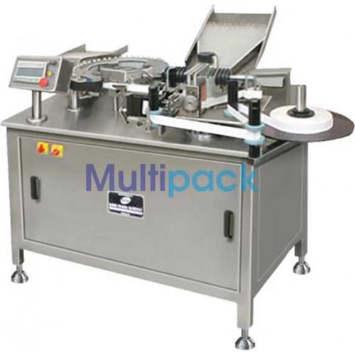 Ampoule Sticker Labelling Machine - Ampoule vial labelers