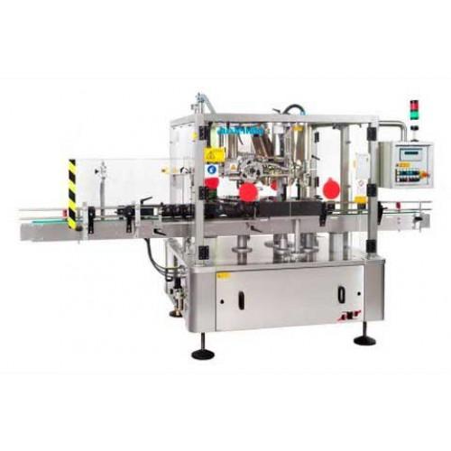 Hot Melt Glue Labeling Machine- Rotary hot melt labelling machine