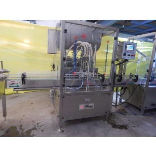 Liquid Filling Machine (Semi-Automatic)