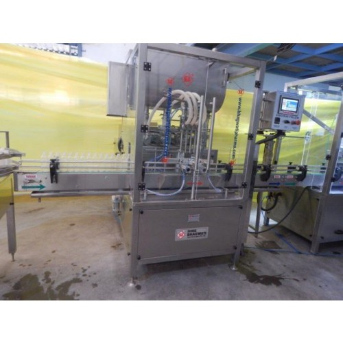 Paste Filling Machine - Visoucs Liquid filler