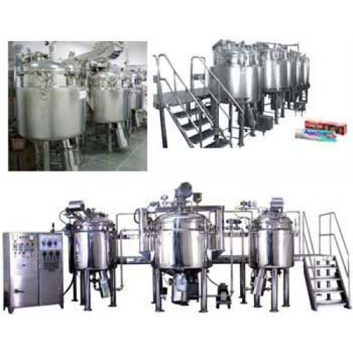 Planetary Mixer for ointments, creams, lotions, toothpastes, resins, slurries, ceramics, colors, pigments