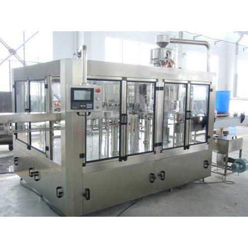 Bottled Water Filling Machine , Mineral Water filler