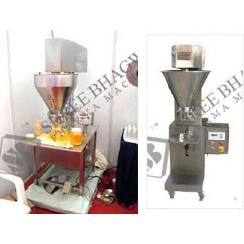 Auger Powder filling machine , Semi and Automatic Auger filling machine