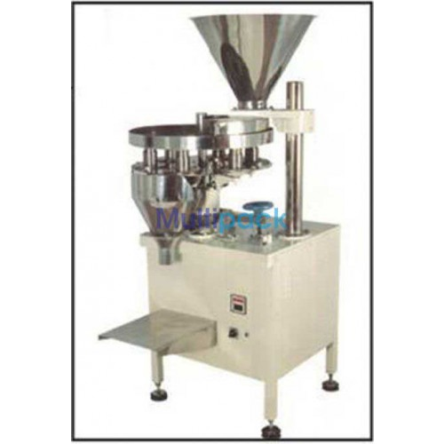 Cup Filler machine for Powders, Granules & Dry Products