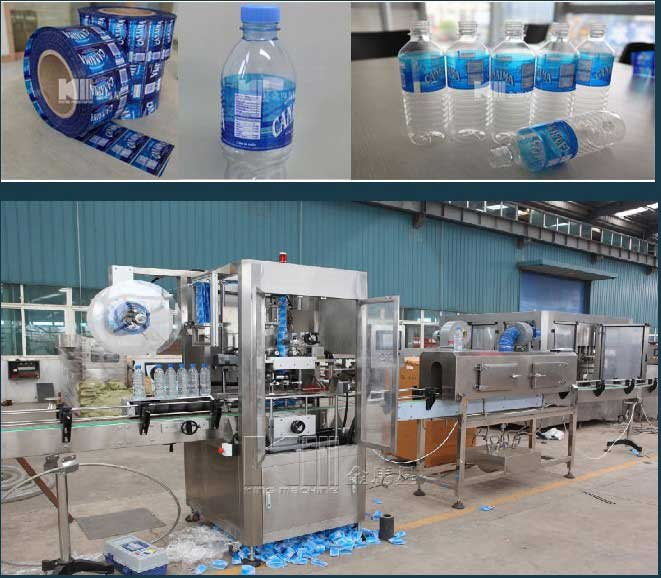 Shrink Sleeve Label Applicators machine Manufacturer & Supplier India -  Multipack Machinery Company