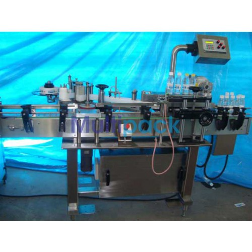 Bottle Sticker Labelling Machine, Bottle labeller machine