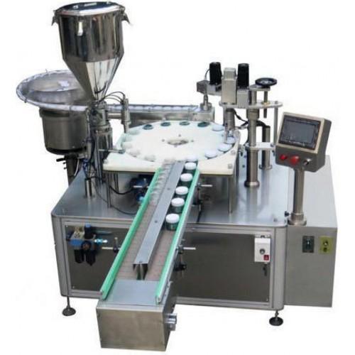 Cream & Paste Filling Machine