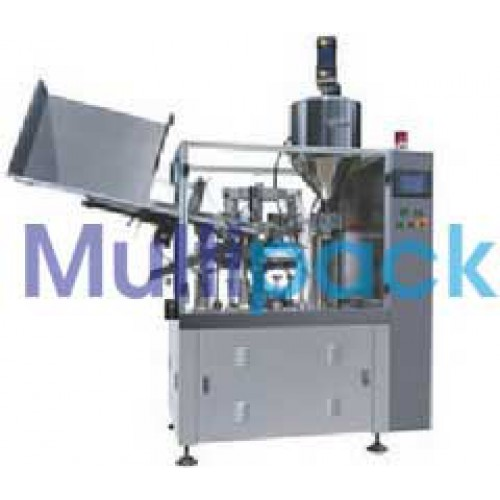 Double (Two ) Head Tube Filling Sealing Machine