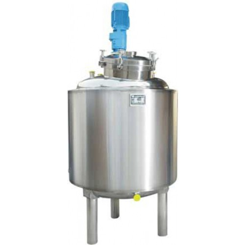 Stainless Steel Mixing Vessel / Mixing Tank