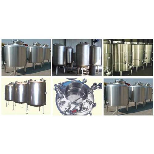 Stainless Steel Storage Tank / Vessels